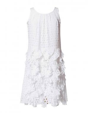 APART skaista baltas krāsas sieviešu kleita