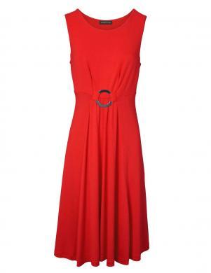 PATRIZIA DINI sarkana stilīga kleita
