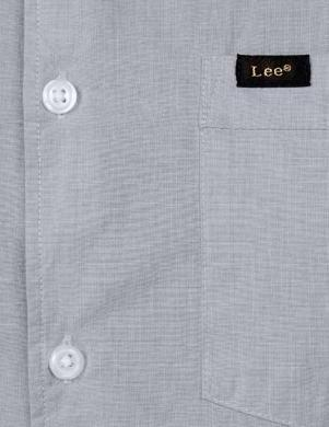 Gaiši pelēks vīriešu krekls LEE