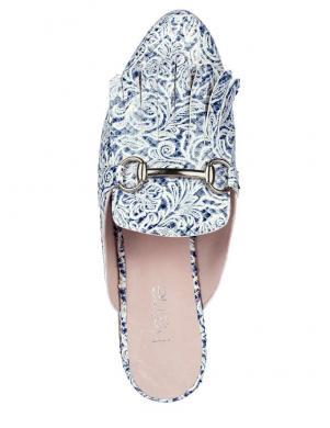 Zili sieviešu apavi-čības HEINE