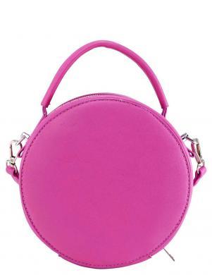 Stilīga rozā mini apaļa soma HEINE