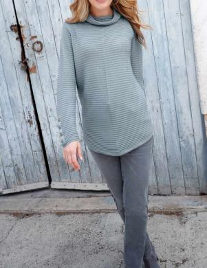 Zils sieviešu džemperis WITT WEIDEN