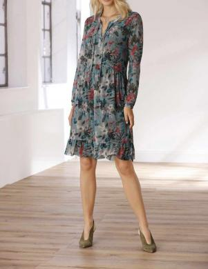Puķaina  kleita LINEA TESINI