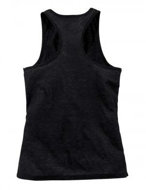 Melns bērnu krekls ar aplikāciju KANGAROOS