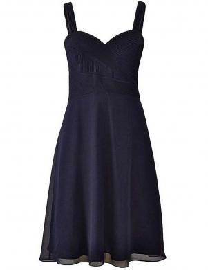 SELECTION BY S. OLIVER tumši zila kleita