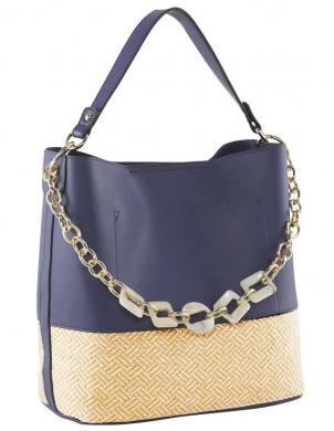 Zila soma ar ķēdi HEINE