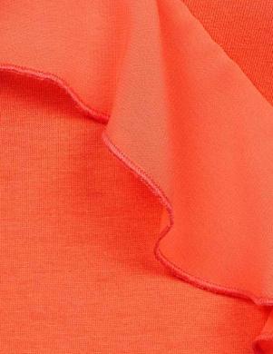 Oranža sieviešu blūze MELROSE