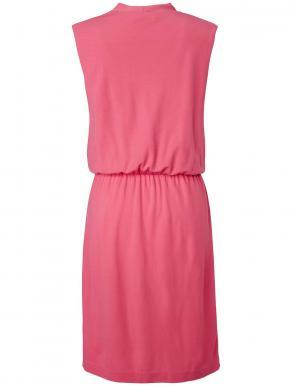 TOMMY HILFIGER eleganta rozā krāsas sieviešu kleita