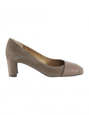 Sieviešu smilšu krāsas eleganti apavi HEINE
