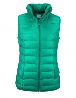 KANGAROOS dūnu zaļas krāsas sieviešu veste