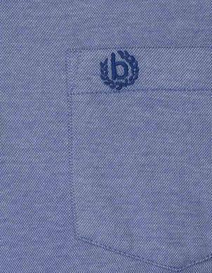 Zils vīriešu krekls BUGATTI