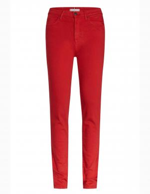 Sarkani apspīlēti džinsi TOMMY HILFIGER