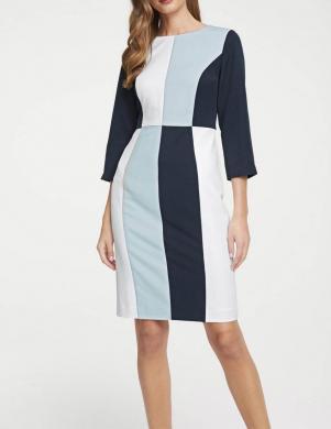 Klasiska krāsaina kleita HEINE