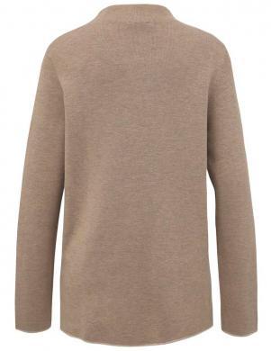 Brūns viskozes džemperis  TOM TAILOR