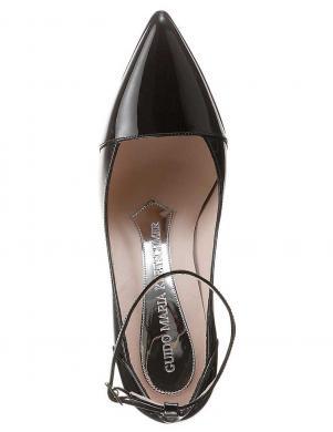 Klasiski melni sieviešu ādas augstpapēžu apavi GUIDO MARIA KRETSCHMER