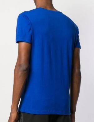 CALVIN KLEIN JEANS zils vīriešu krekls