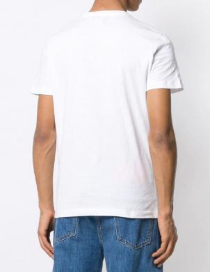 CALVIN KLEIN JEANS balts vīriešu krekls