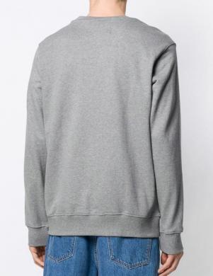 CALVIN KLEIN JEANS pelēks vīriešu džemperis