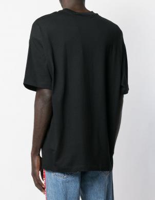 CALVIN KLEIN JEANS melns vīriešu krekls