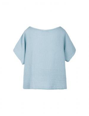 COP. COPINE gaiši zilas krāsas sieviešu blūze