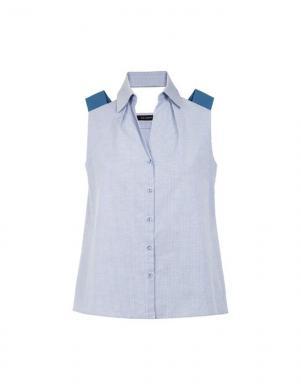 COP. COPINE zils sieviešu krekls