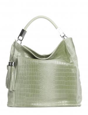 PIA SASSI zaļa sieviešu soma