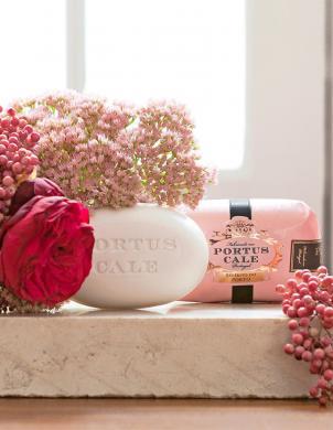 PORTUS CALE Rose Blush aromātiskas ziepes 150 g