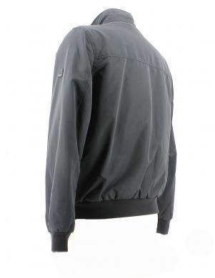 GEOX stilīga tumši pelēkas krāsas vīriešu jaka