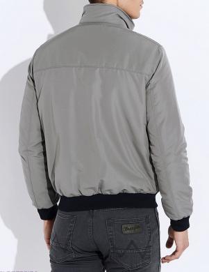 GEOX stilīga pelēkas krāsas vīriešu jaka
