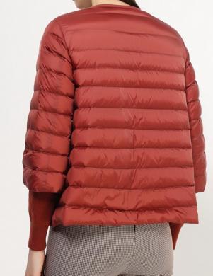 GEOX bordo krāsas dūnu sieviešu jaka
