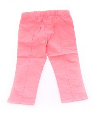 GEOX RESPIRA rozā bērnu 3/4 garuma bikses