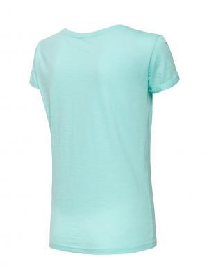 Piparmētru krāsas sieviešu krekls 4F