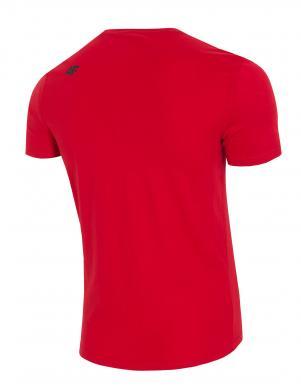 Sarkans vīriešu krekls 4F