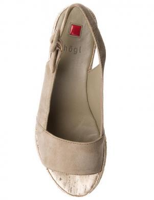 Sieviešu zamšas sandales HOGL