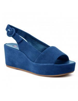 HOGL zilas ādas sandales SEASIDE