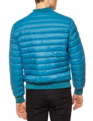 GEOX stilīga vīriešu dūnu zilas krāsas jaka