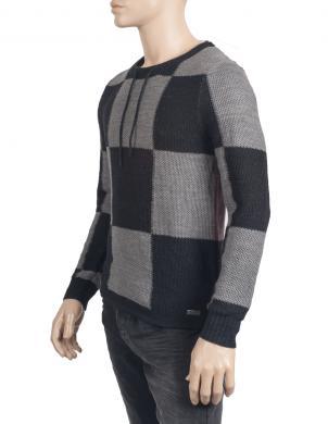 GUESS rūtains stilīgs vīriešu džemperis