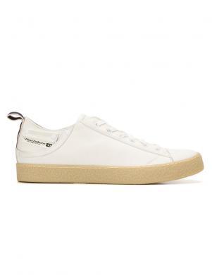 Vīriešu balti ādas apavi DIESEL
