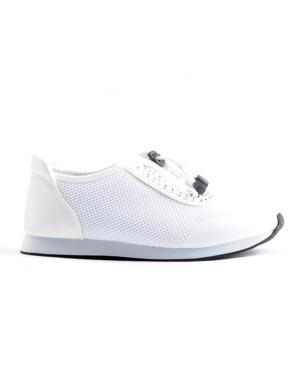 Sieviešu balti brīva laika apavi STELLA