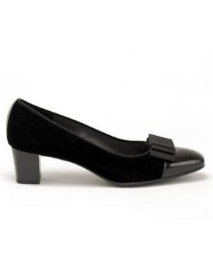 PETER KAISER sieviešu melni eleganti zempapēža apavi Gristina