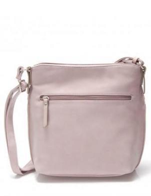GABOR rozā sieviešu soma pār plecu