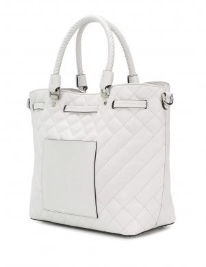 MICHAEL KORS sieviešu balta ādas soma