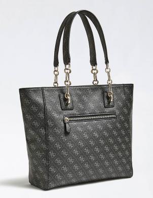 GUESS pelēka sieviešu soma