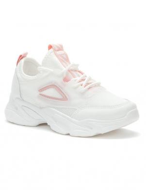 CROSBY sieviešu balti ikdienas apavi
