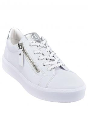 BUGATTI sieviešu balti ikdienas apavi Kelli