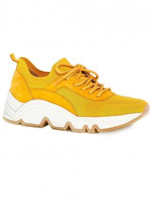 GABOR sieviešu dzelteni ikdienas apavi