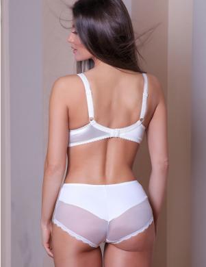 VALEA sieviešu baltas krāsas krūšturis bez polsterējuma Renata