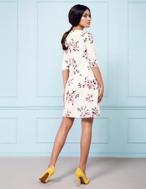 RITA KOSS puķaina jautra sieviešu kleita