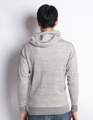 DIESEL pelēks vīriešu džemperis