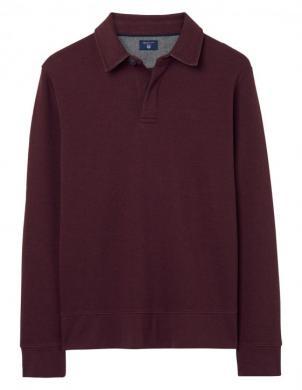 Tumši sarkans vīriešu džemperis GANT
